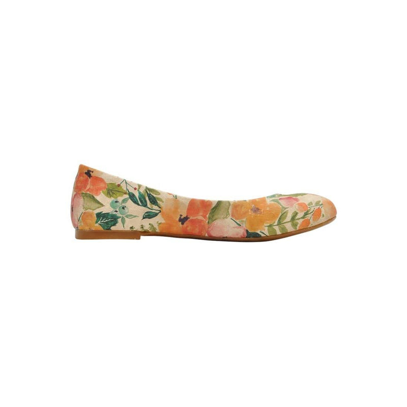 I Need More Color In My Life Women's Ballet Flats Shoes image4