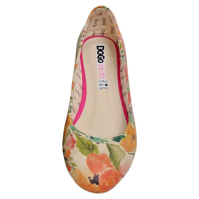 I Need More Color In My Life Women's Ballet Flats Shoes image5