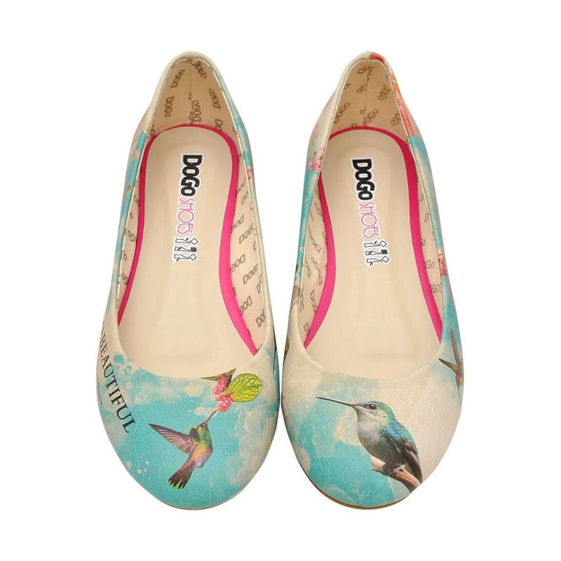 Fly Away Women's Ballet Flats Shoes image2