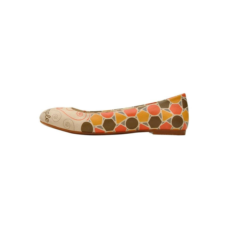 Keep Things Simple Women's Ballet Flats Shoes image3