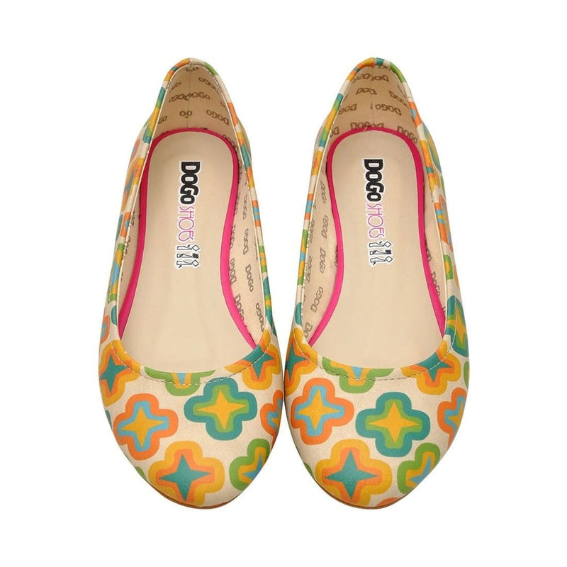 Old Motif Women's Ballet Flats Shoes image2
