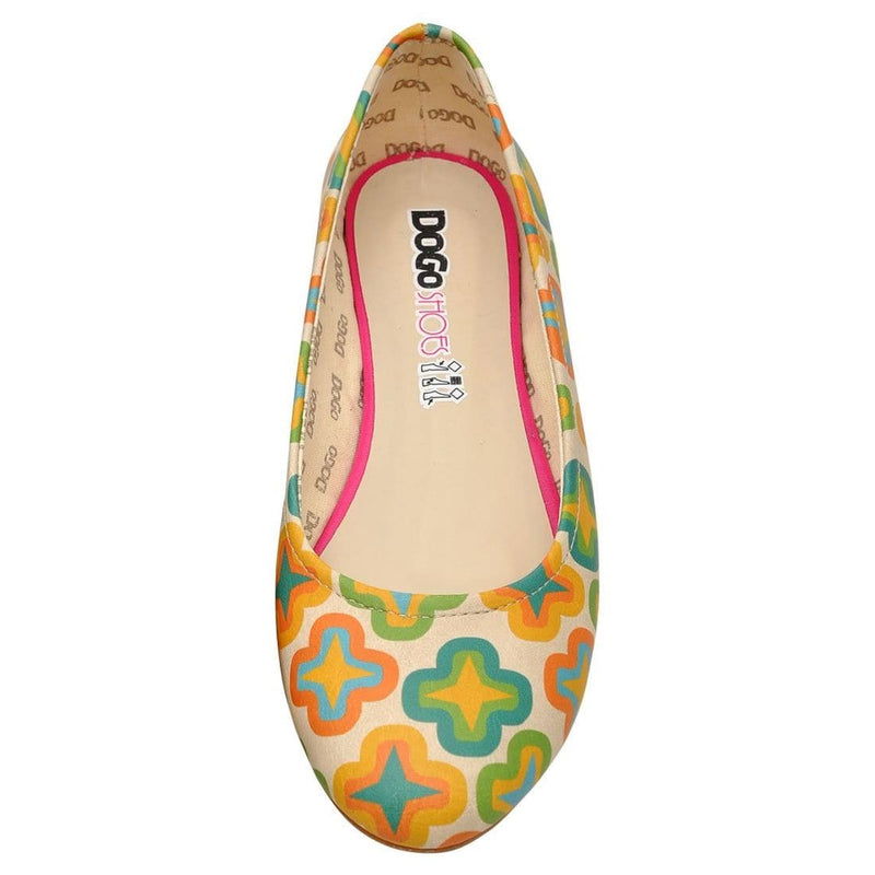 Old Motif Women's Ballet Flats Shoes image5