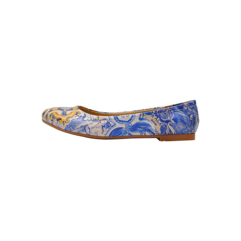 Side Of Portugal Women's Ballet Flats Shoes image3