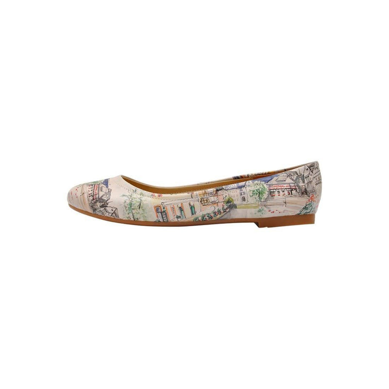 Country Girl Women's Ballet Flats Shoes image3