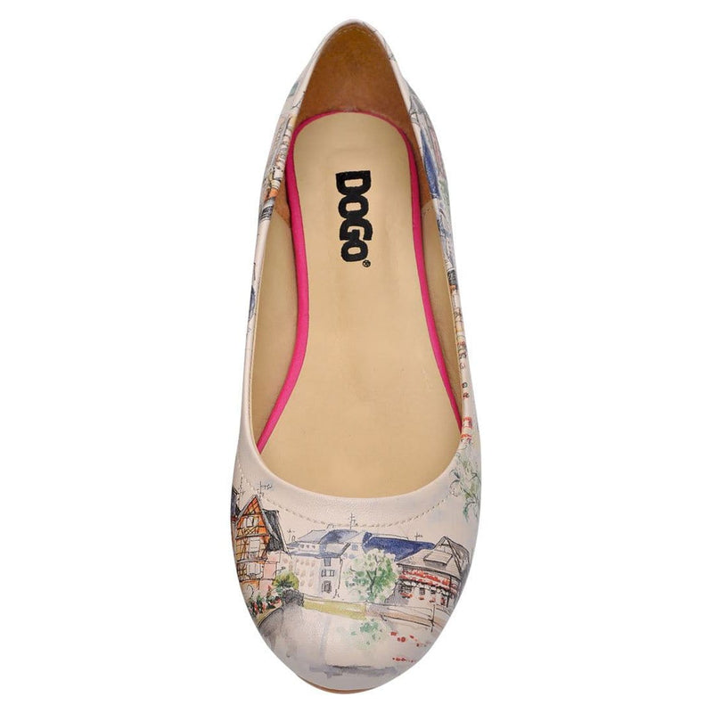 Country Girl Women's Ballet Flats Shoes image5