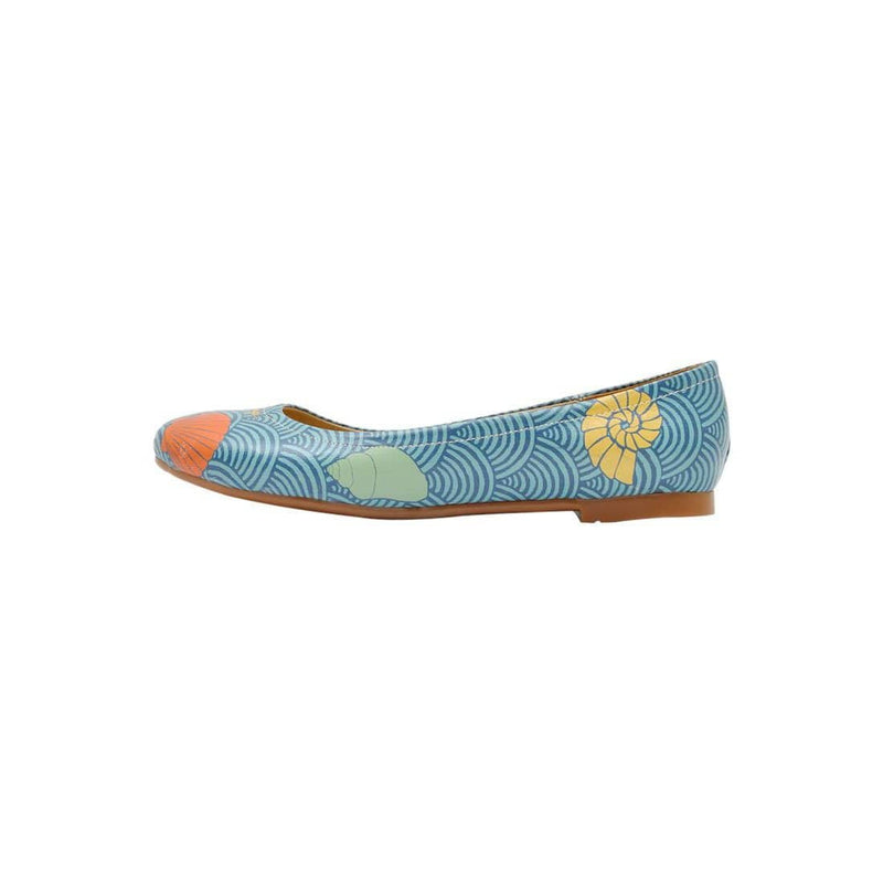 Salty Women's Ballet Flats Shoes image3