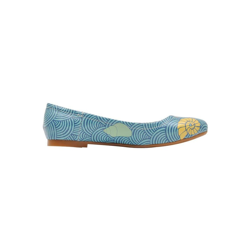 Salty Women's Ballet Flats Shoes image4
