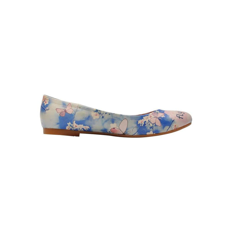 Fly With Me Women's Ballet Flats Shoes image4