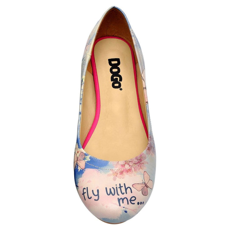 Fly With Me Women's Ballet Flats Shoes image5