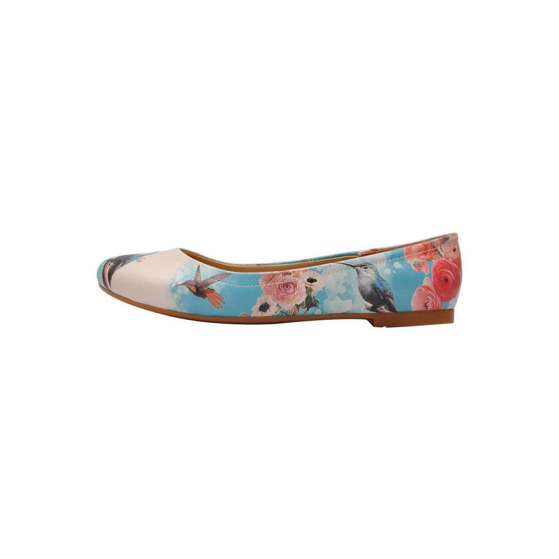 Fly Away Women's Ballet Flats Shoes image3