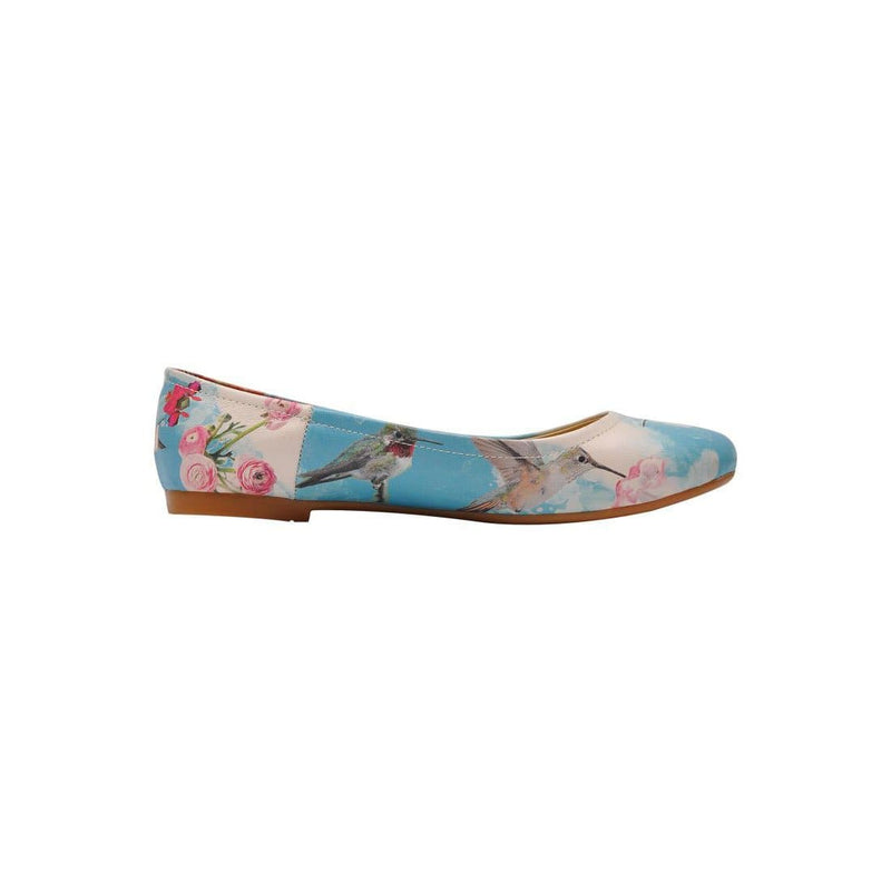 Fly Away Women's Ballet Flats Shoes image4