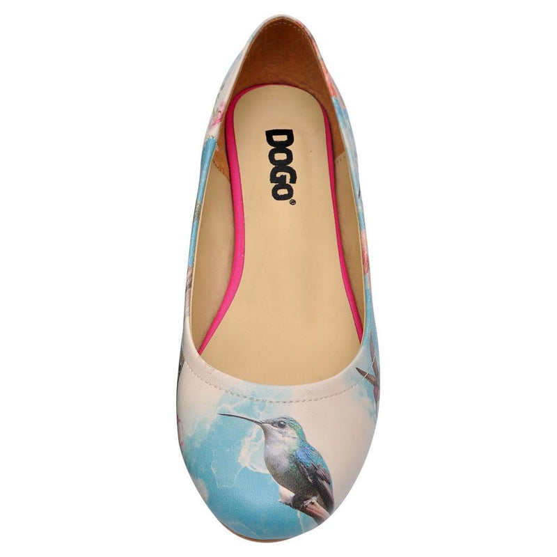 Fly Away Women's Ballet Flats Shoes image5