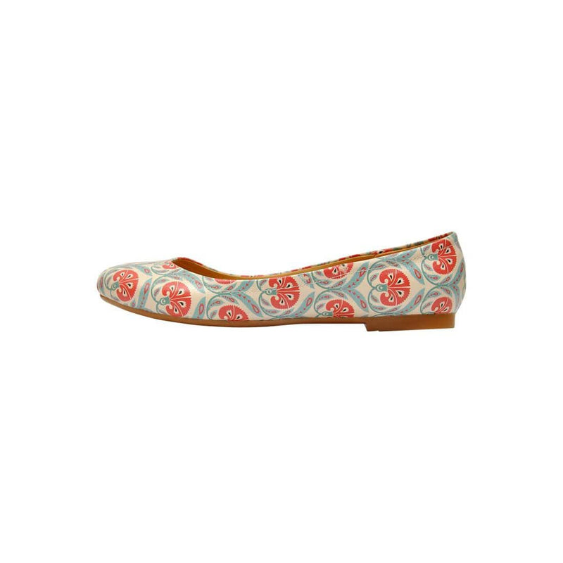 Carnation Women's Ballet Flats Shoes image3