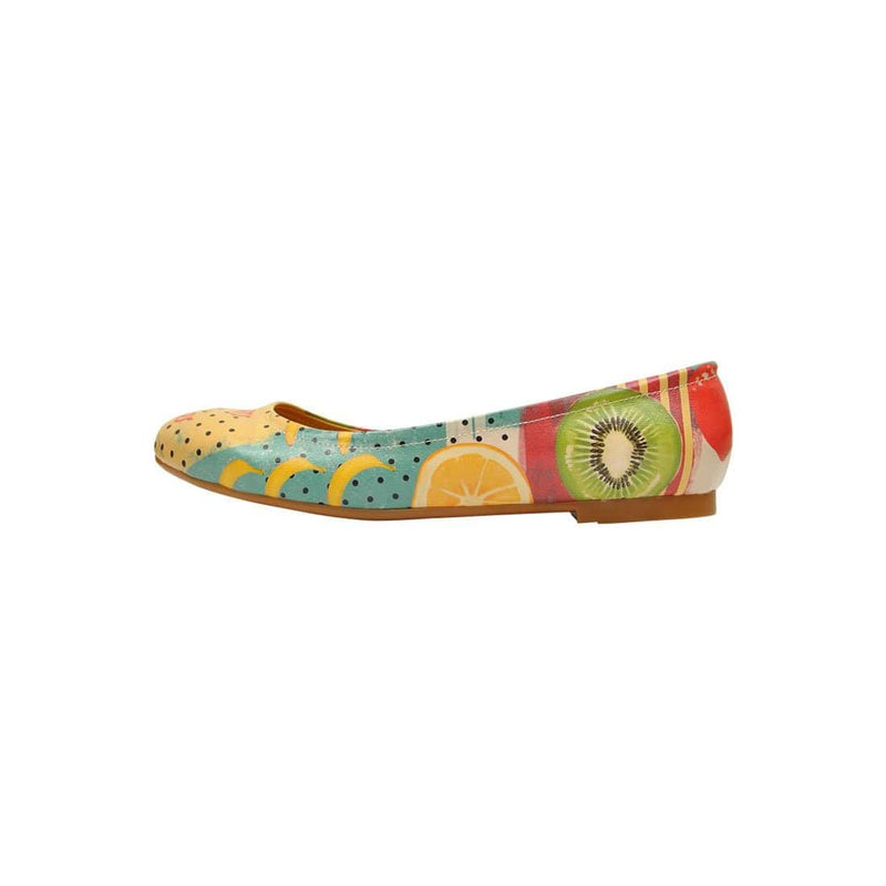 Fruits Club Women's Ballet Flats Shoes image3