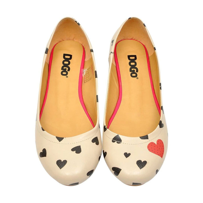 Heartily Women's Ballet Flats Shoes image2