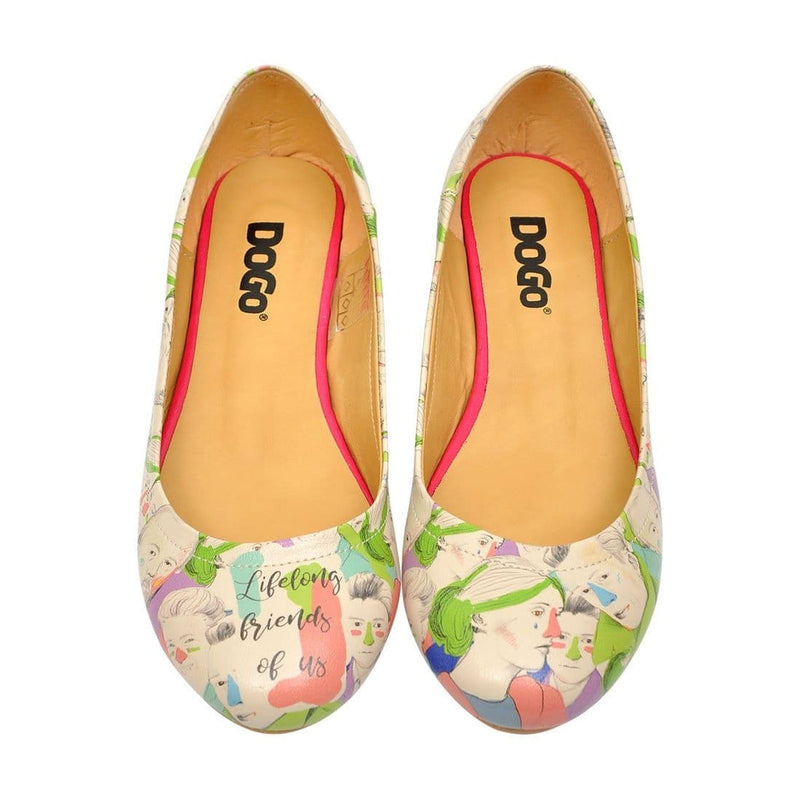 Authors Women's Ballet Flats Shoes image2