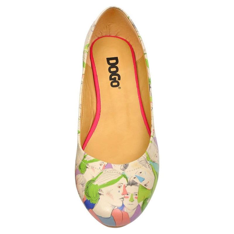 Authors Women's Ballet Flats Shoes image5