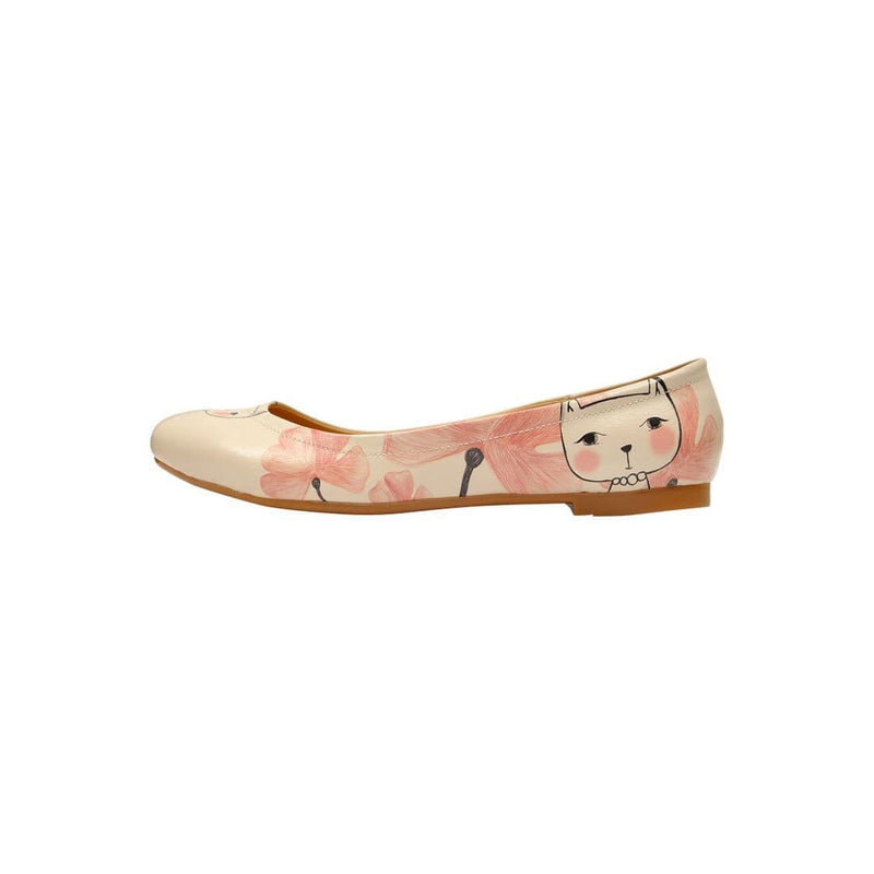 You And Me Women's Ballet Flats Shoes image3