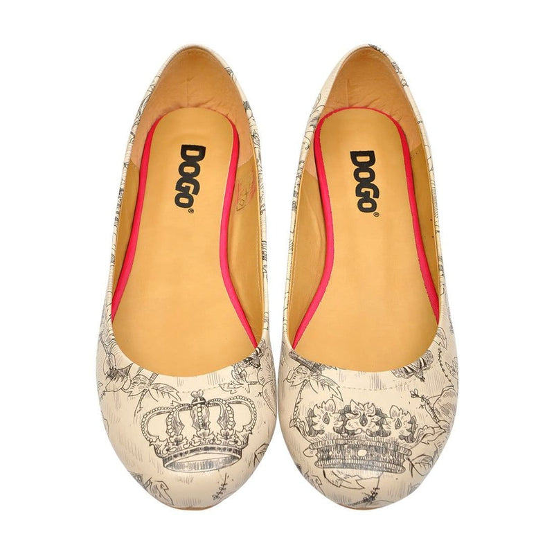 Royal Women's Ballet Flats Shoes image2