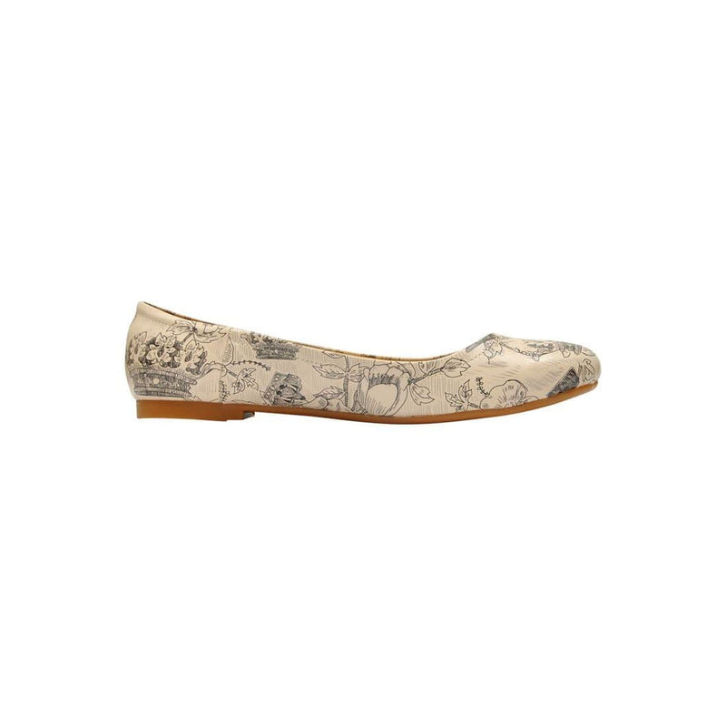 Royal Women's Ballet Flats Shoes image4