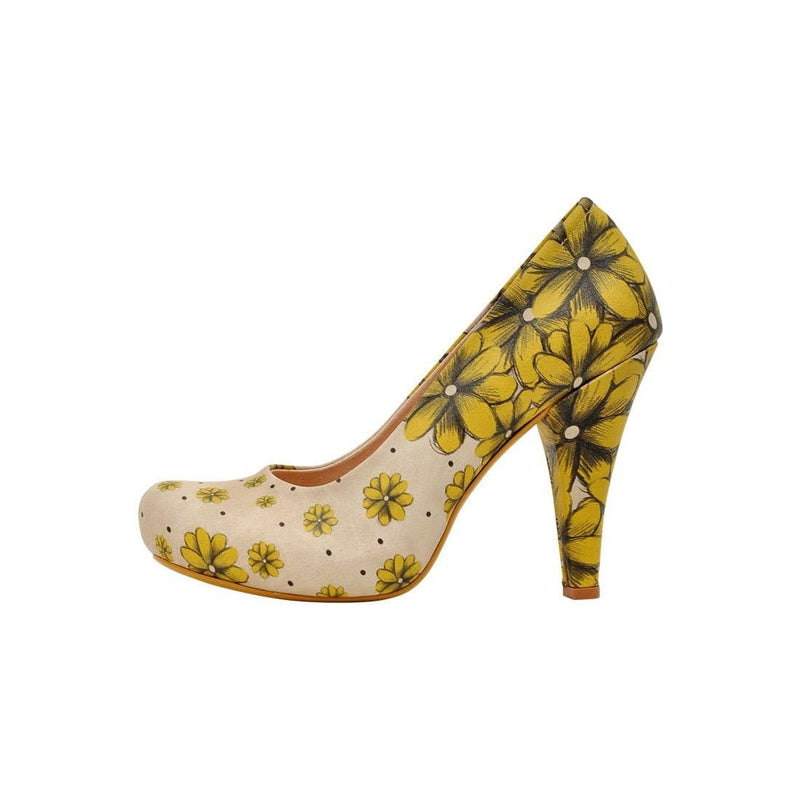 Call Me Daisy Dogo Women's High Heel Shoesimage3
