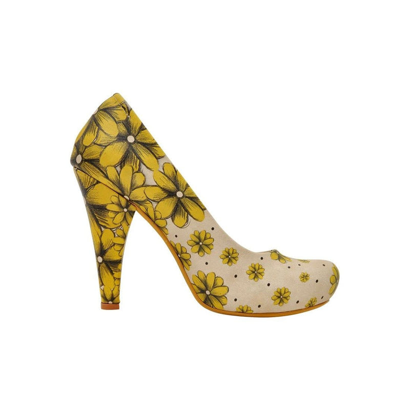 Call Me Daisy Dogo Women's High Heel Shoesimage4