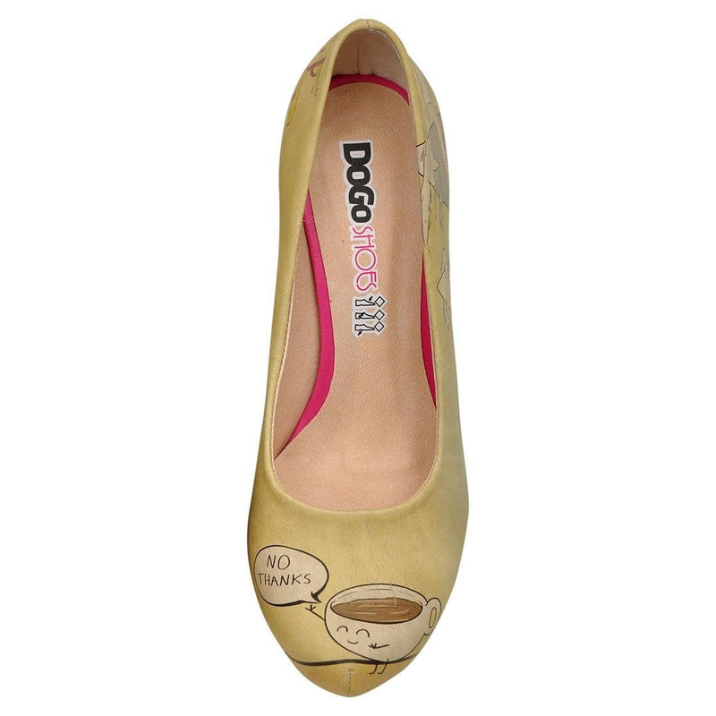 Nooooo Dogo Women's High Heel Shoesimage5