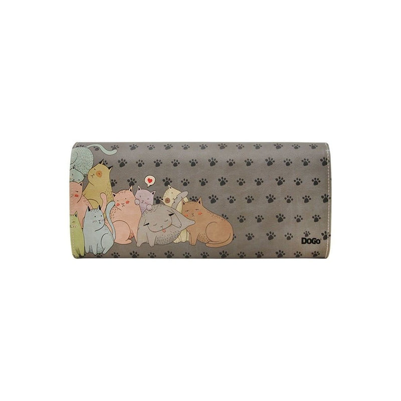I Am A Cat Person DOGO Women's Clutch image 2