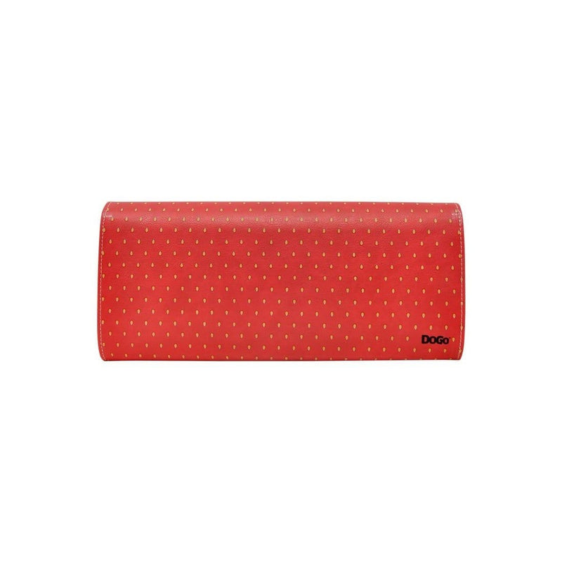 Strawberry Love DOGO Women's Clutch image 2