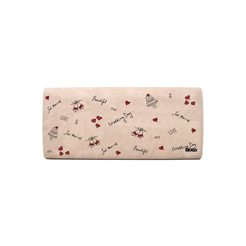Just Married DOGO Women's Clutch image 2