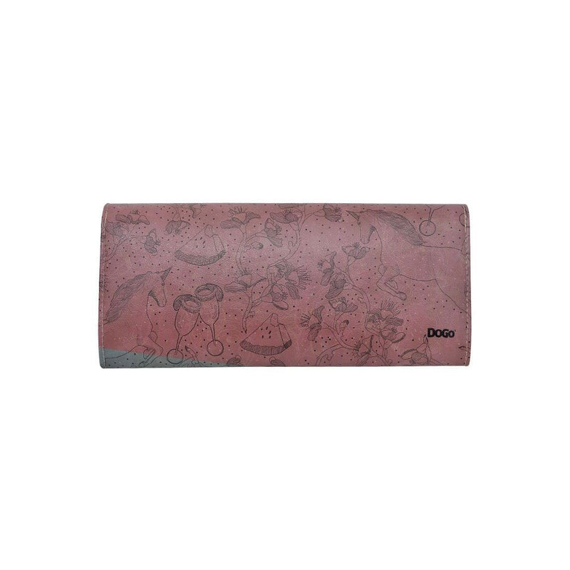 Unicorns Touch DOGO Women's Clutch image 2