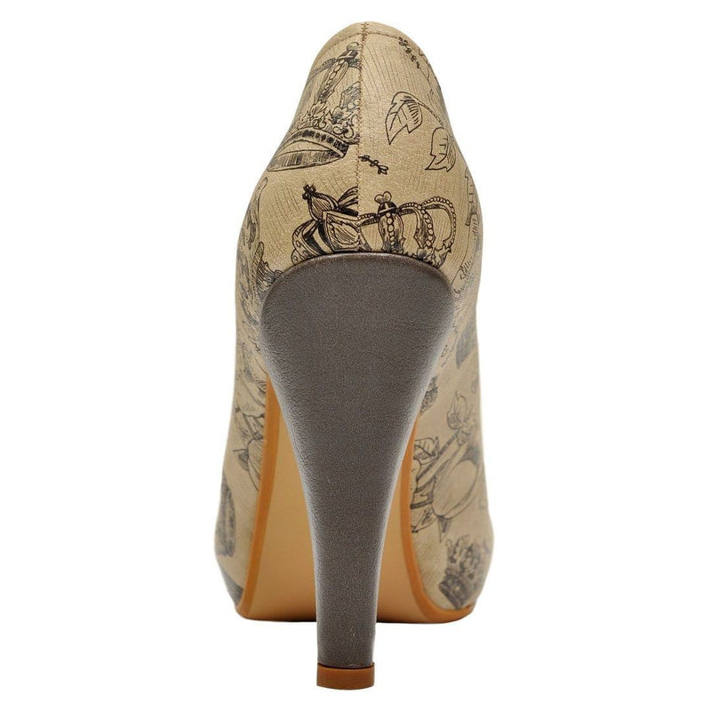 Royal Dogo Women's High Heel Shoesimage6