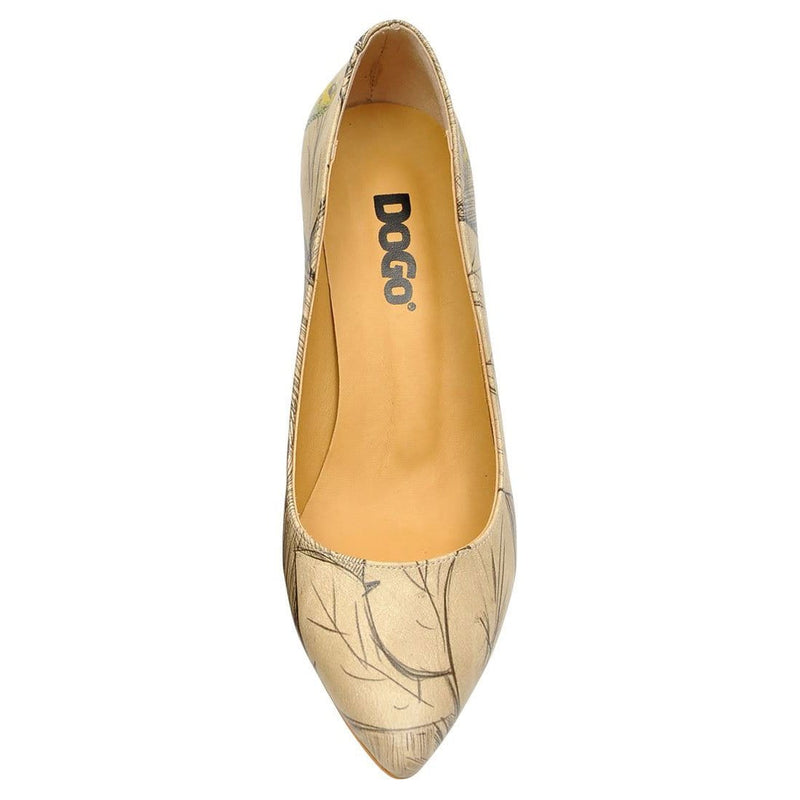 Budgies Are Cool Dogo Women's Heel Shoesimage5