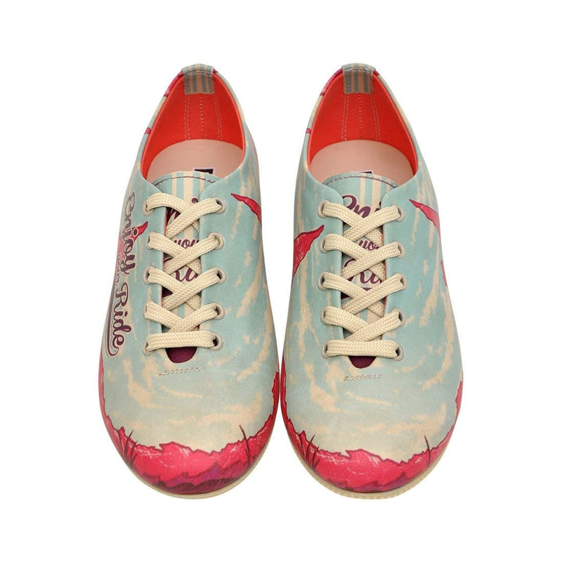Enjoy Your Ride Dogo Women's Oxford Shoesimage2