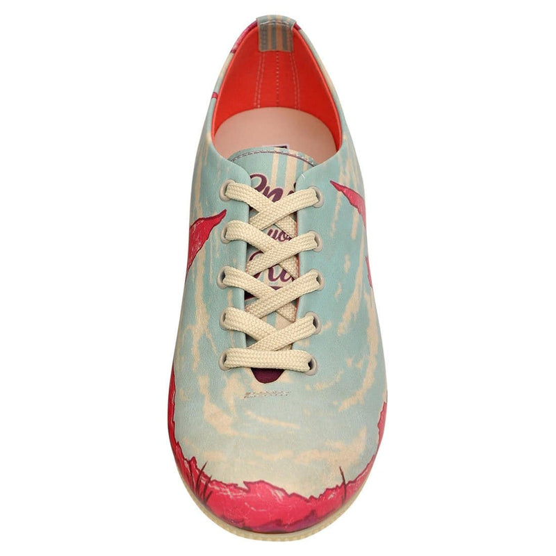 Enjoy Your Ride Dogo Women's Oxford Shoesimage3