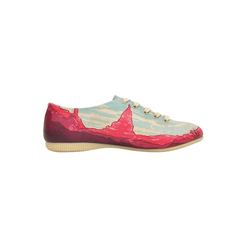 Enjoy Your Ride Dogo Women's Oxford Shoesimage4