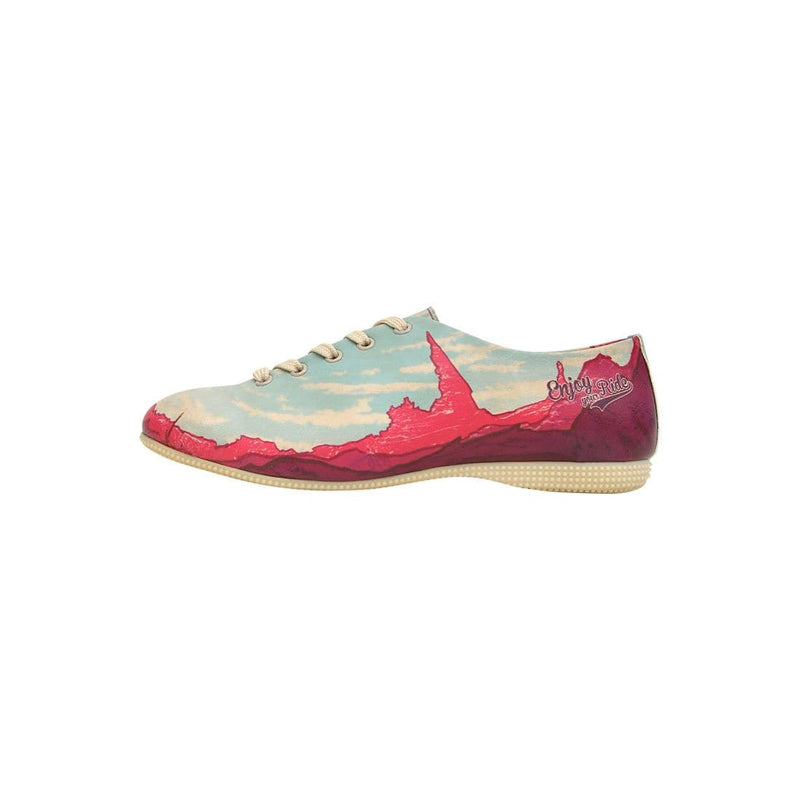 Enjoy Your Ride Dogo Women's Oxford Shoesimage5