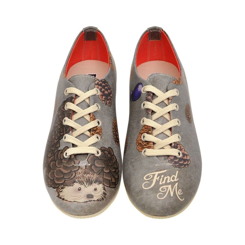 Find Me Dogo Women's Oxford Shoesimage2