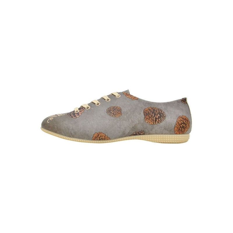 Find Me Dogo Women's Oxford Shoesimage3