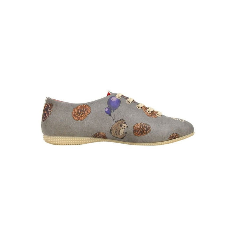 Find Me Dogo Women's Oxford Shoesimage4