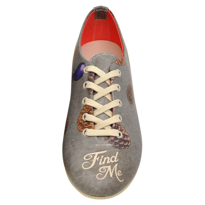 Find Me Dogo Women's Oxford Shoesimage5