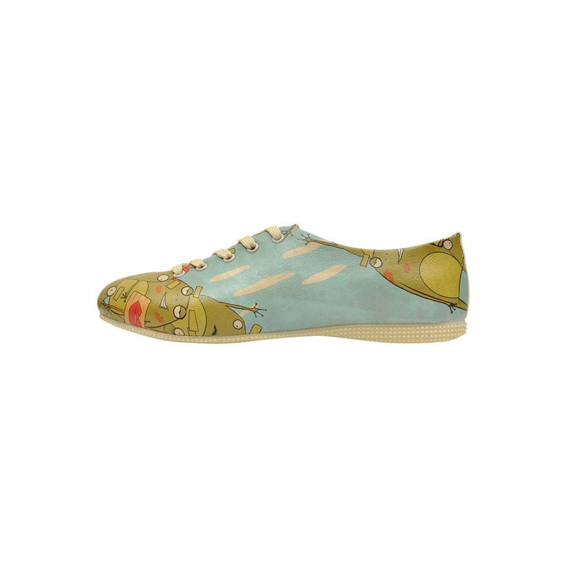 Kiss Me Dogo Women's Oxford Shoesimage3