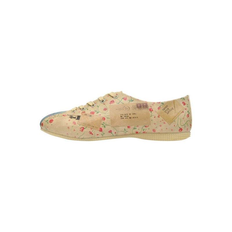 Love Letter Dogo Women's Oxford Shoesimage3