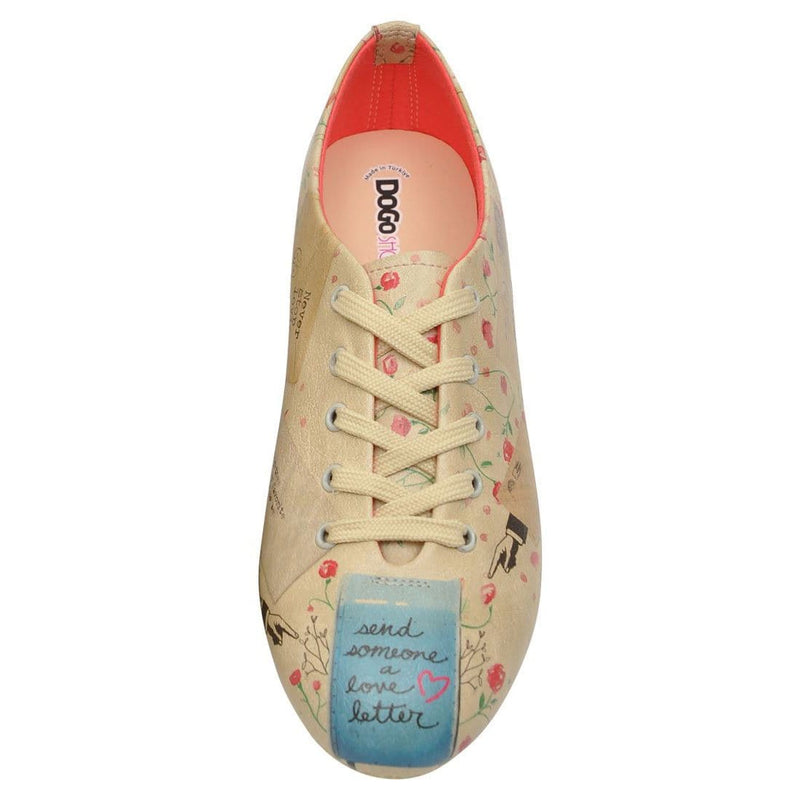 Love Letter Dogo Women's Oxford Shoesimage5