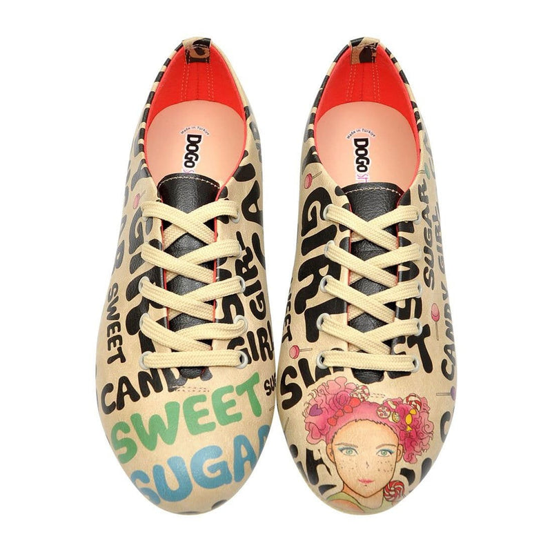 Sweet Sugar Dogo Women's Oxford Shoesimage2