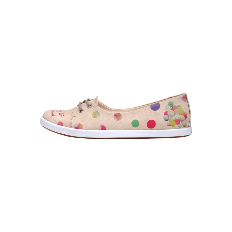 Take Me To Neverland Dogo Women's Flat Shoesimage3