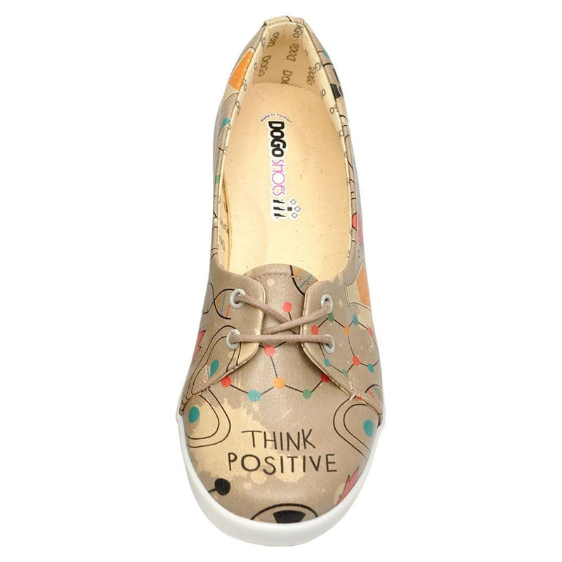 Think Positive Dogo Women's Flat Shoesimage5