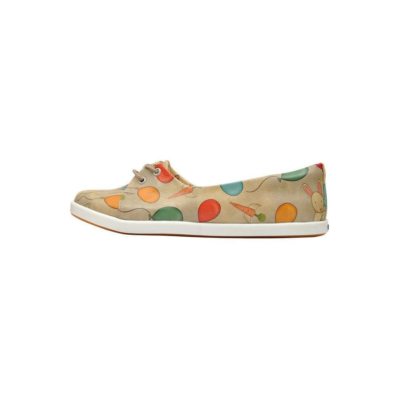 Flying Carrots Dogo Women's Flat Shoesimage3