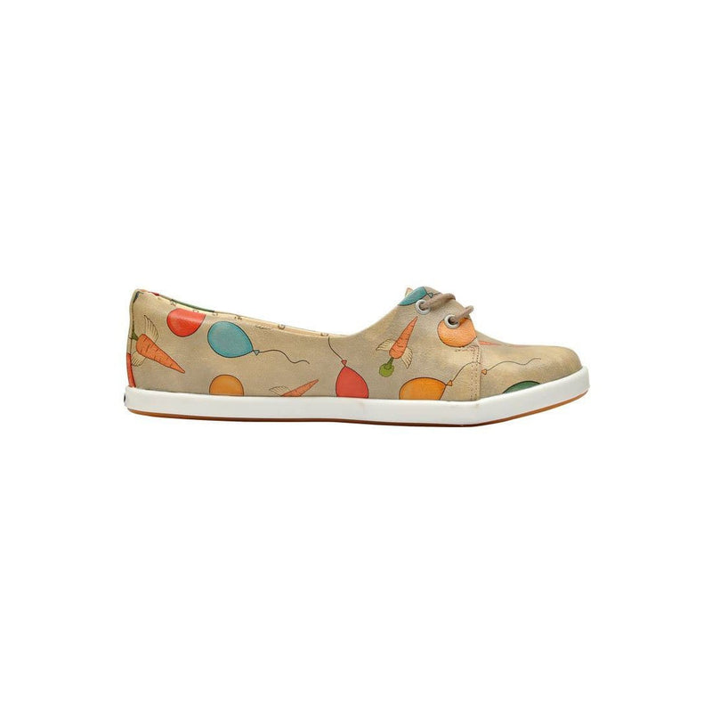 Flying Carrots Dogo Women's Flat Shoesimage4