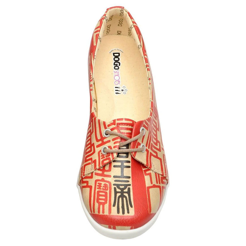 Emperor Dogo Women's Flat Shoesimage5